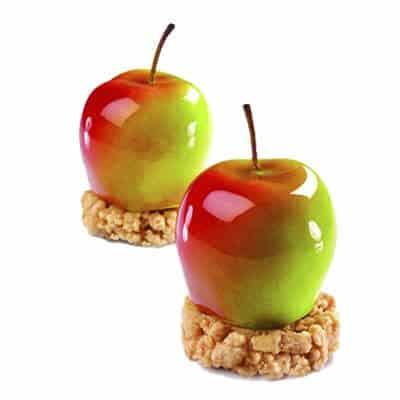 תבנית סיליקון תותיפרוטי - תפוח