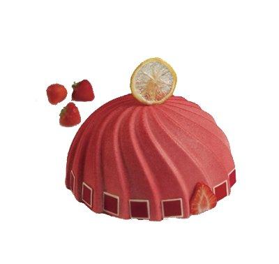 תבנית סיליקון לעוגה KE010