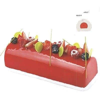 תבנית סיליקון לעוגה KE012