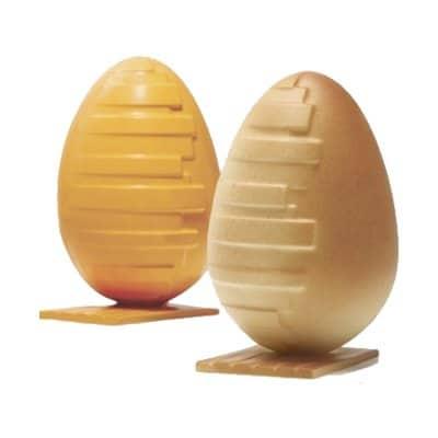 תבנית ביצה מעוצבת ליציקת שוקולד KT56