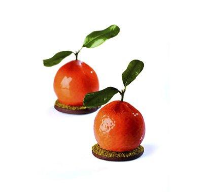תבנית סיליקון תותיפרוטי - מנדרינה