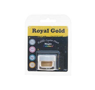 אבקת איבוק מטאלית זהב