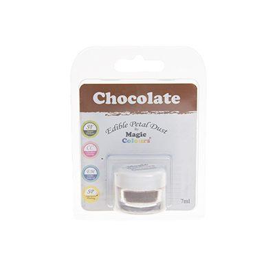 אבקת איבוק קלאסית - חום שוקולד