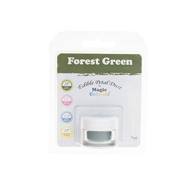 אבקת איבוק קלאסית - ירוק יער