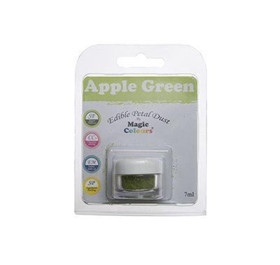 אבקת איבוק קלאסית - ירוק תפוח