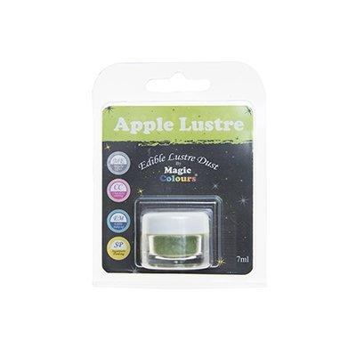 אבקת איבוק מטאלית - ירוק תפוח