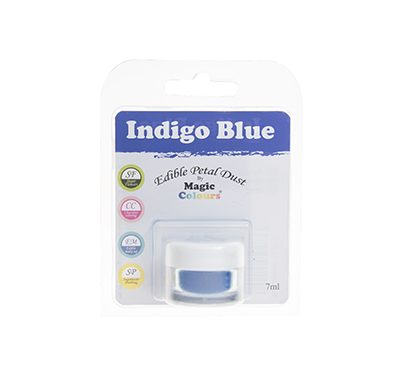 אבקת איבוק קלאסית - כחול אינדיגו