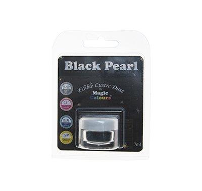 אבקת איבוק מטאלית - שחור