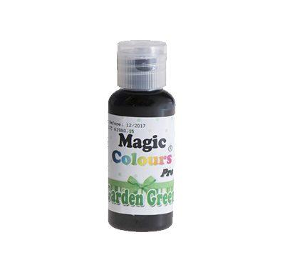 צבע מאכל ג'ל - ירוק גינה