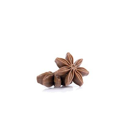 קישוט שוקולד - כוכב אניס