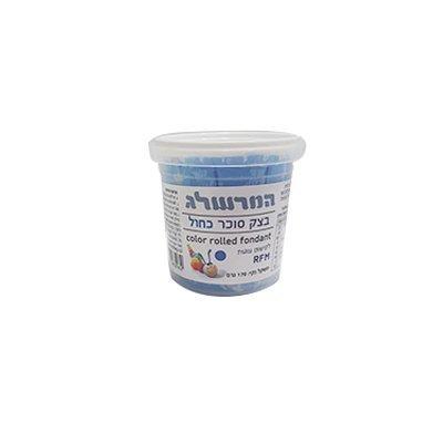 המרשלג בצק סוכר 170 גר' כחול