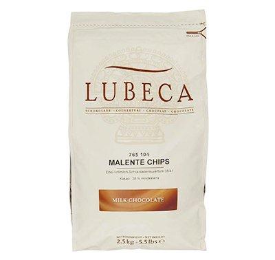 לובקה - שוקולד חלב 35.3% 2.5 קילו