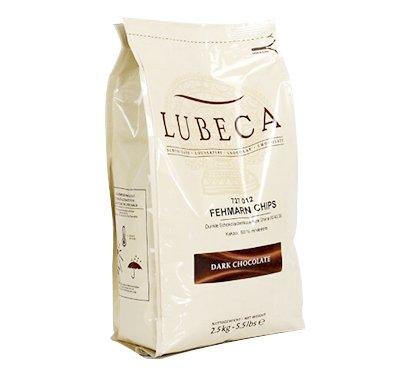 לובקה - שוקולד מריר 1 קילו 55% מהדרין