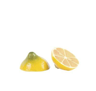 קישוט שוקולד - לימון