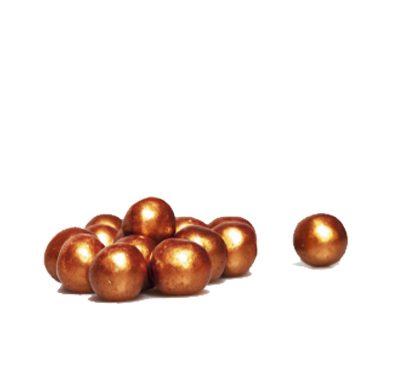 פניני קראנץ שוקולד לבן ברונזה