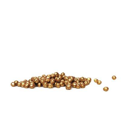 פניני קראנץ שוקולד מריר זהב