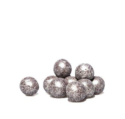 פניני קראנץ XL שוקולד מריר כסוף 120 גרם