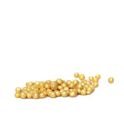 פניני קראנץ שוקולד לבן זהב