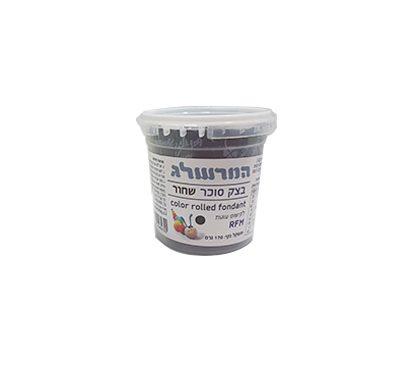 המרשלג בצק סוכר 170 גר' שחור