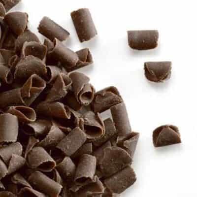 תלתלי שוקולד חלב