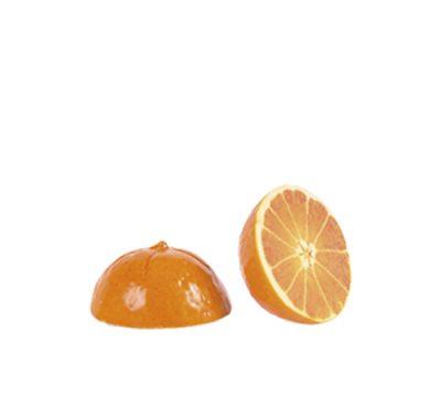 קישוט שוקולד - תפוז
