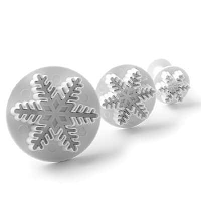 3 חותכני קפיץ פתיתי שלג2