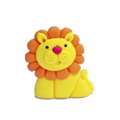 אריה - קישוט לעוגה