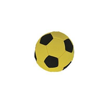 כדורגל צהוב שחור - קישוט לעוגה