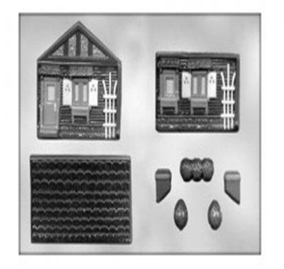 תבנית בית כפול