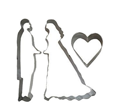 סט חותכני חתונה
