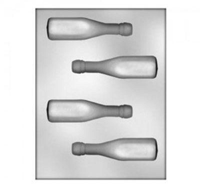 תבנית בקבוקי יין - בינוני