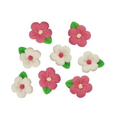 פרח אבקן אהבה - קישוט לעוגה