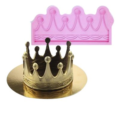 תבנית ליצירת כתר מלך