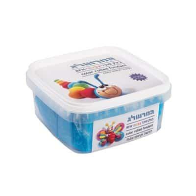 המרשלג בצק סוכר 600 גרם כחול