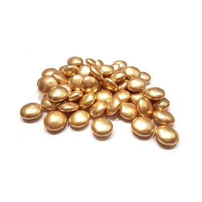 עדשים מיני זהב מטאלי