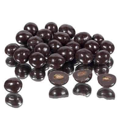 פולי קפה בשוקולד מריר 800 גרם