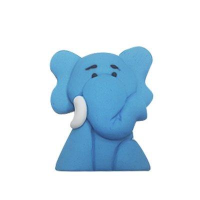 פיל כחול - קישוט לעוגה