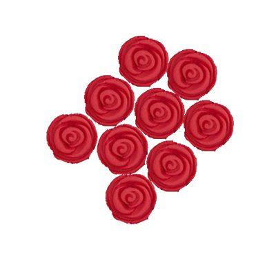 שושנים מיני אדומות