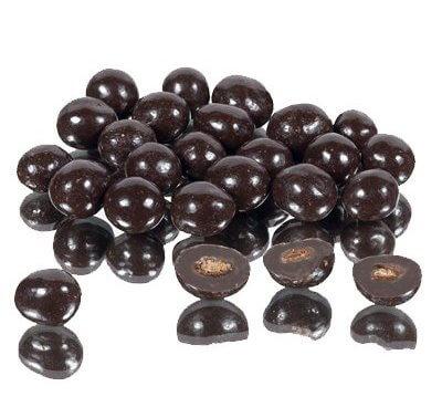 פולי קפה בשוקולד מריר 200 גרם