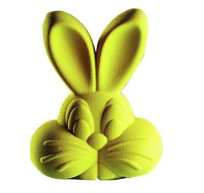 תבנית ארנב מעוצבת ליציקת שוקולד KT170