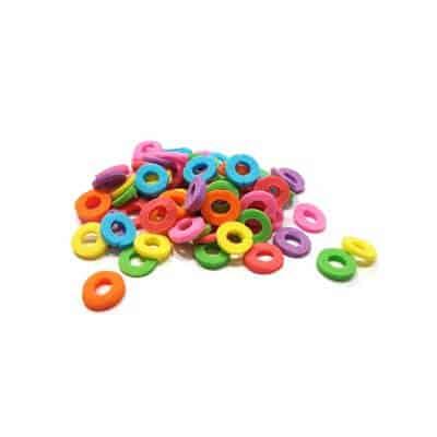 סוכריות - חישוקים צבעוניים