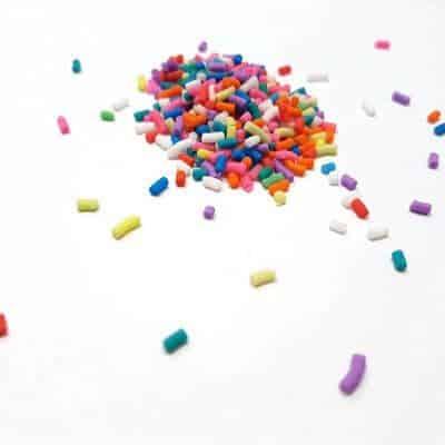 סוכריות - נטיפים צבעוניים
