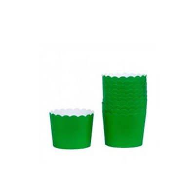 מאפינס קטן ירוק