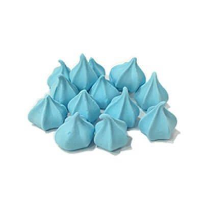 נשיקות מרנג - כחול