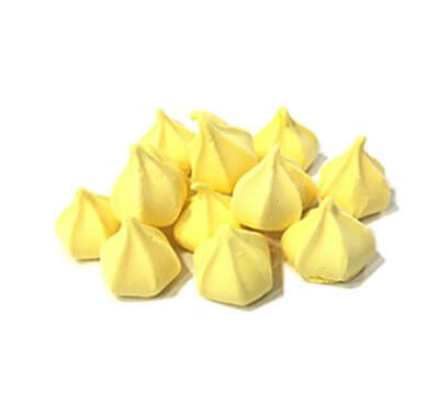 נשיקות מרנג - צהוב