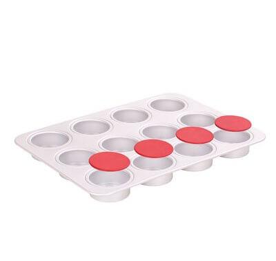 תבנית 12 יחידות Push Pan