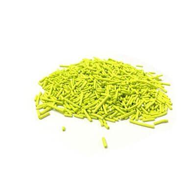 סוכריות נאון - מיזרה ארוך ירוק