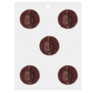 תבנית שוקולד אוריאו סביבונים