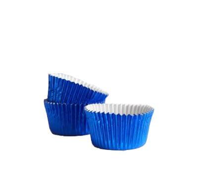 מנג'ט כחול מטאלי